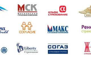 Лучшие страховые компаний по ОСАГО