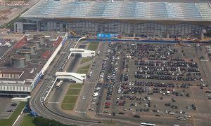 Долгосрочная и краткосрочная парковка в Пулково