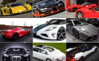 Налог на роскошь авто