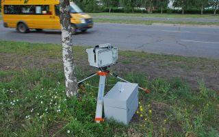 Частные камеры фиксации для выявления нарушителей