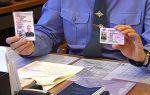 Сколько сейчас стоит поменять водительские права?