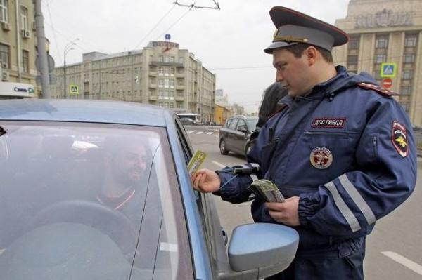 Поощрение водителей, соблюдающих ПДД