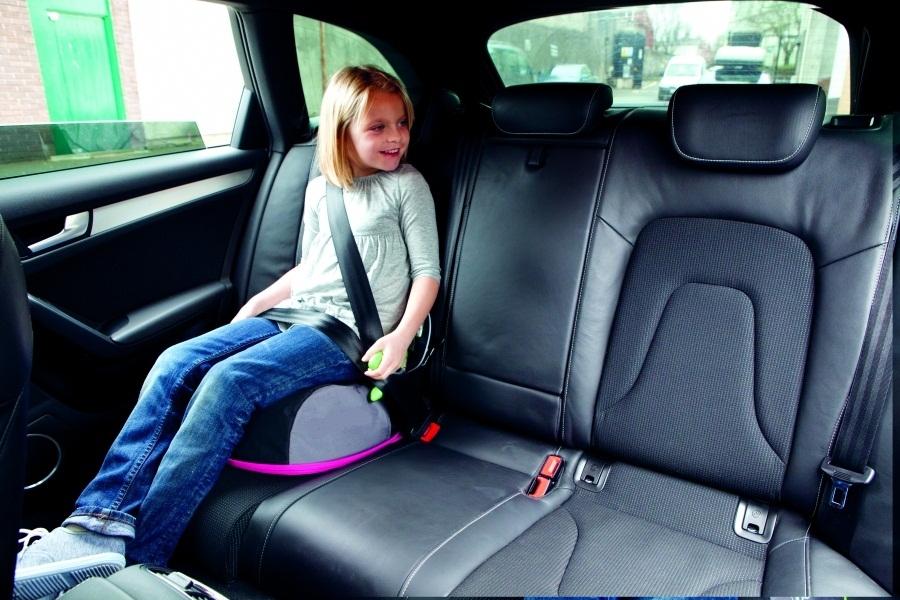 Ездить с детьми на авто в автокресле