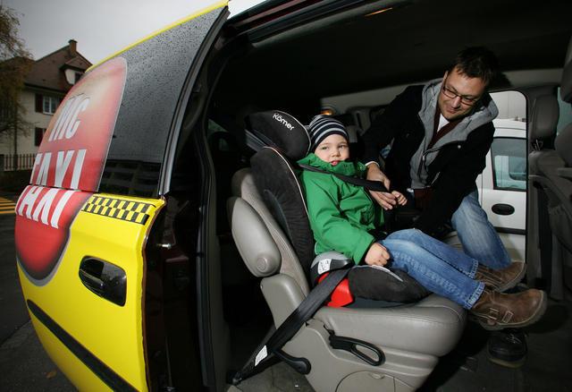 Штраф за кресла в такси